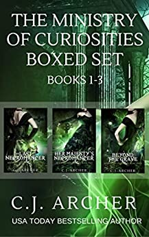 The Ministry of Curiosities Boxed Set by C.J. Archer
