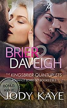 The Kingsbrier Quintuplets Romance Boxed Set