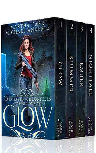 The Fairhaven Chronicles (Complete Series)