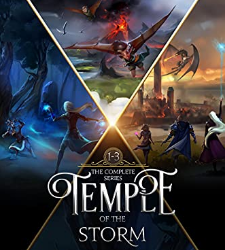 Temple of the Storm (Complete Series)