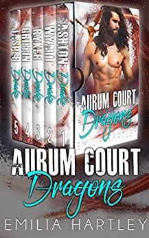 Aurum Court Dragons by Emilia Hartley