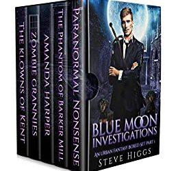 Blue Moon Investigations Boxed Set