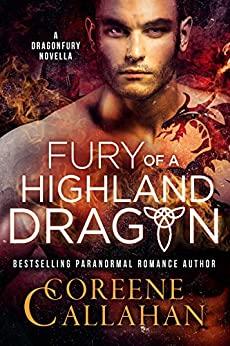 Fury of a Highland Dragon by Coreene Callahan