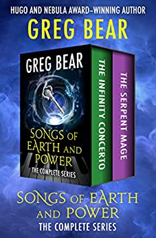 Songs of Earth and Power by Greg Bear