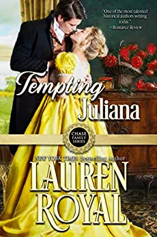 Tempting Juliana by Lauren Royal