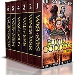 The Buried Goddess Saga