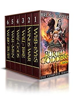 The Buried Goddess Saga by Rhett C. Bruno