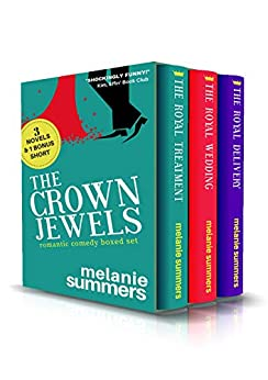 The Crown Jewels Boxed Set by Melanie Summers