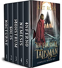 The Fourth Talisman by Kat Ross