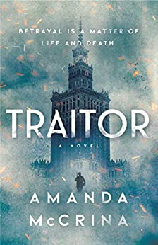 Traitor by Amanda McCrina
