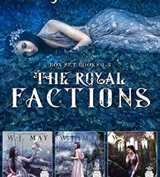 Royal Factions (Books 1-3)