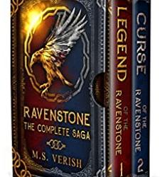Ravenstone (Complete Saga)