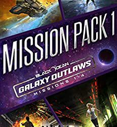 Black Ocean Galaxy Outlaws Mission Pack 1