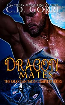 Dragon Mates by C.D. Gorri