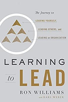 Learning to Lead by Karl Weber