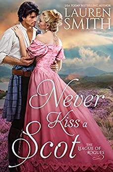 Never Kiss a Scot by Lauren Smith