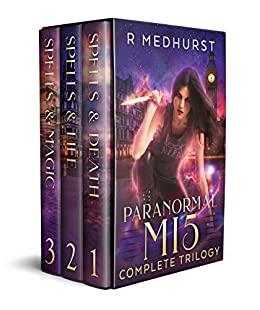 Paranormal MI5 Complete Trilogy by Rachel Medhurst