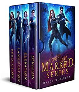 The Complete Marked Series by March McCarron