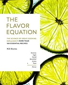 The Flavor Equation by Nik Sharma