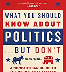 What You Should Know About Politics… but Don't